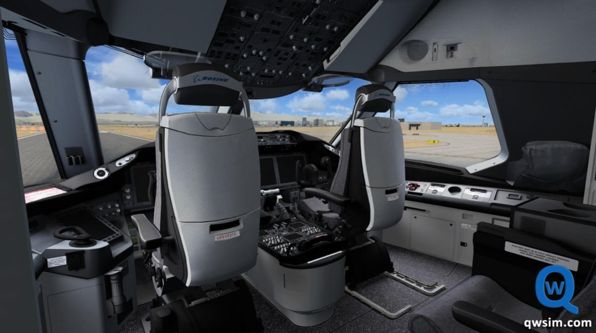 QWSim 787 Progress [Archive] - Cayman Airways Virtual Forums