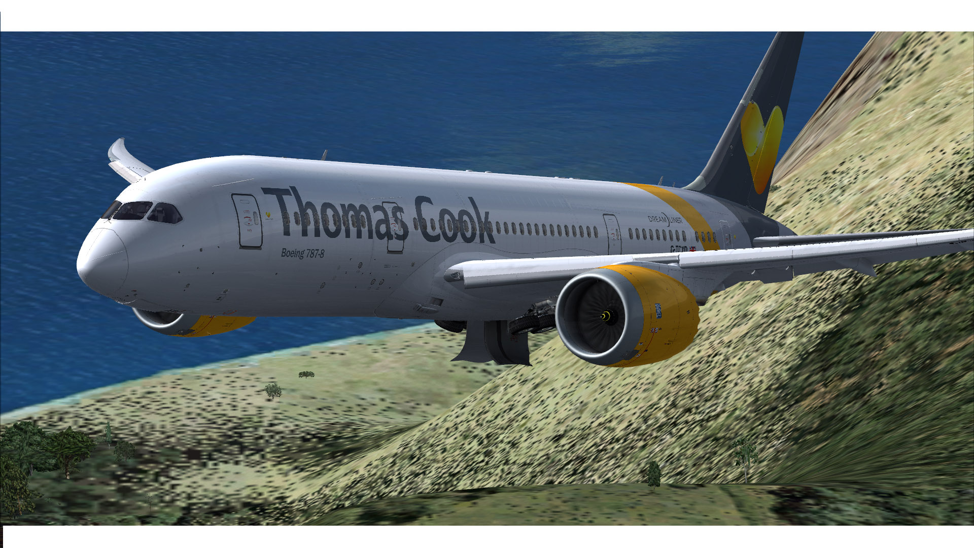 Thomas Cook Airlines UK (Fictional) 788 - QualityWings