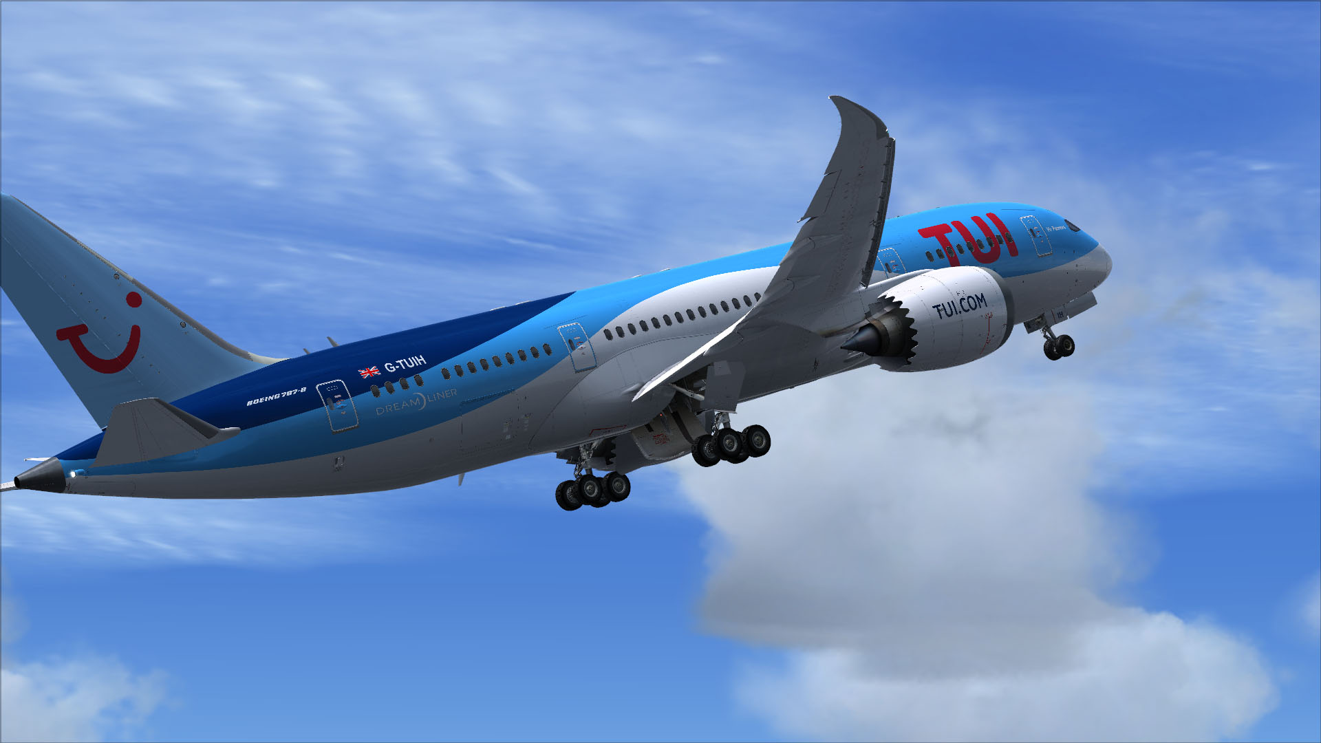 TUI UK ***RELEASED*** - QualityWings Simulations Forum